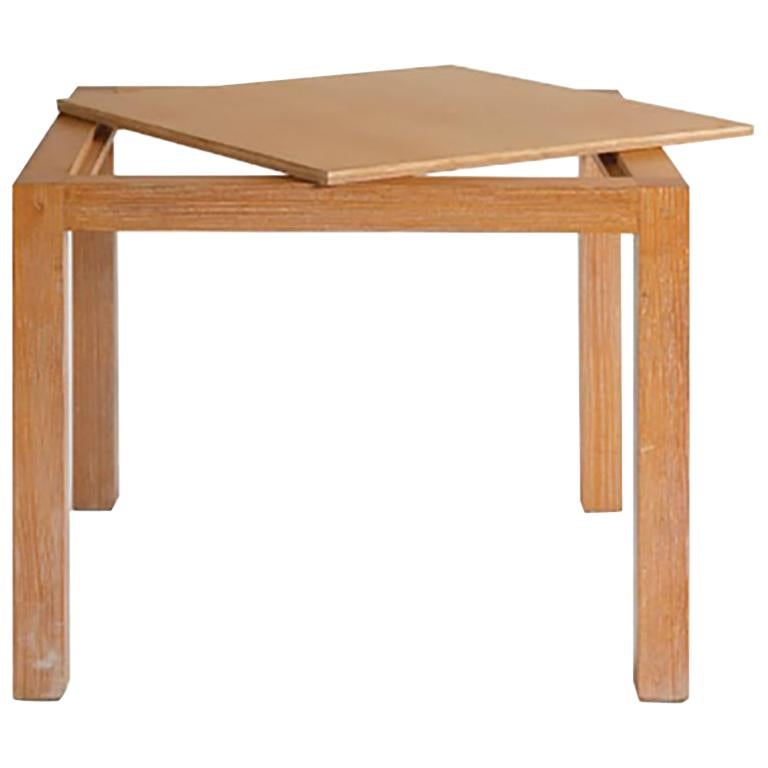 Jacques Grange Game Table from the Estate of Yves Saint Laurent