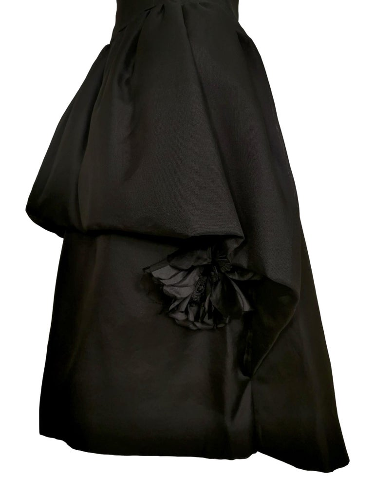 Women's Jacques Heim Silk Gazar Dress Numbered Exclusive to Harrods For Sale