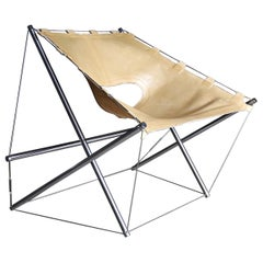 "Jacques Henri Varichon ""Galaxie"" Chair for Steiner, circa 1969"