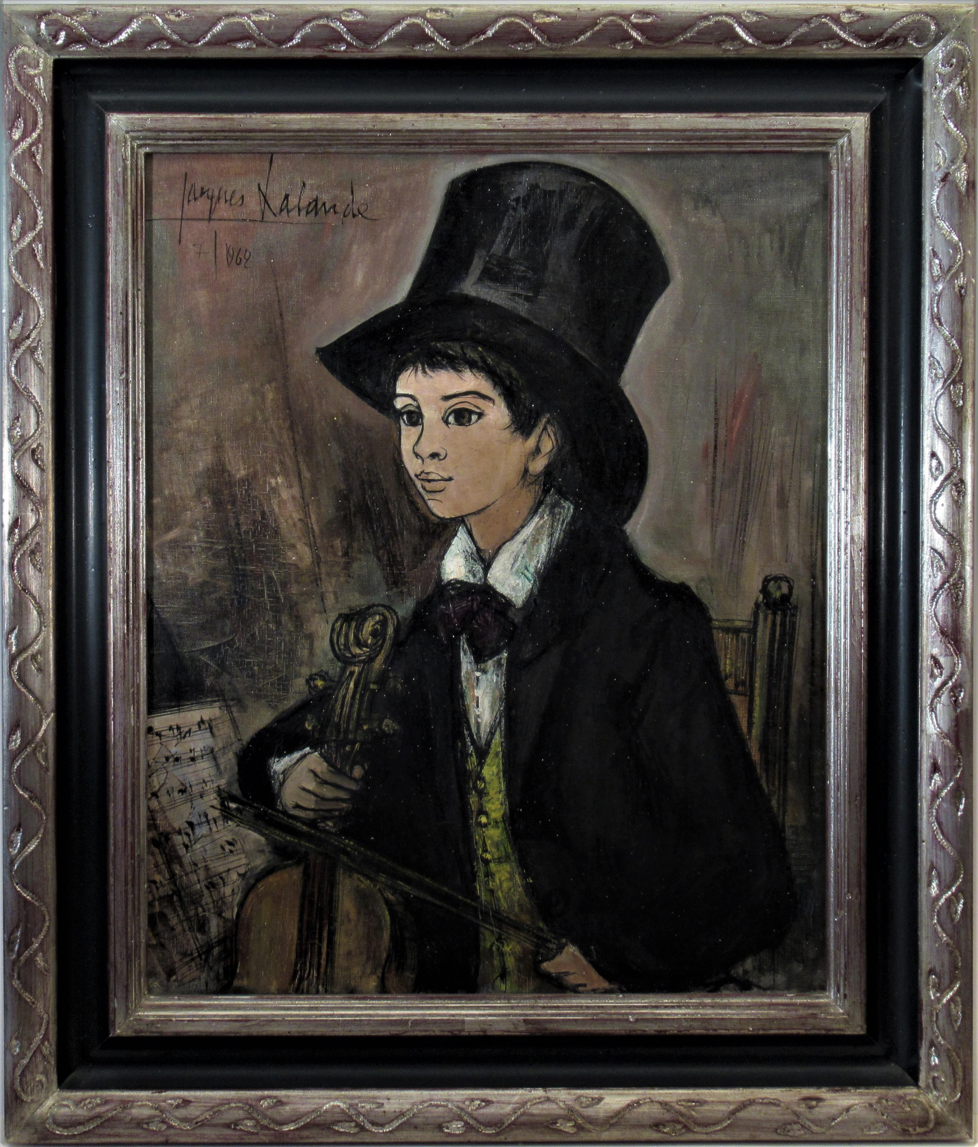 Le Jeune Violoniste (The Young Violinist)