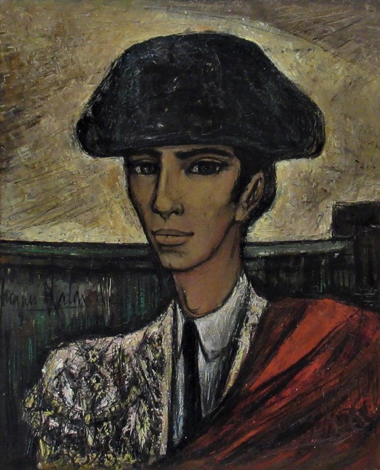 Le Toreador - Painting by Jacques LaLande