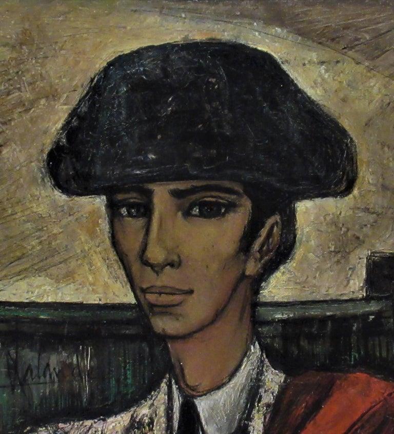 Le Toreador - Impressionist Painting by Jacques LaLande