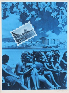 Washington Sun - Original Screenprint, Handsigned