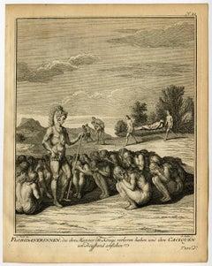 Floridanerinnen, die Ihre Manner im Kriege verloren haben [...].