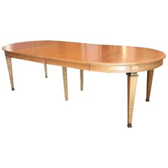 Jacques Quinet Dining Table