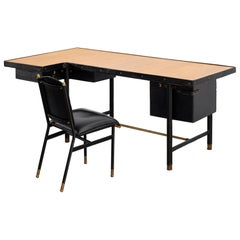 Jacques Quinet Executive Desk