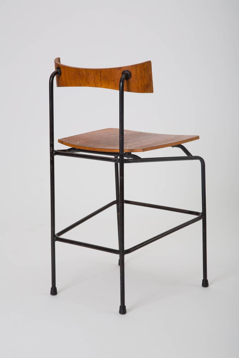Jacques Seeuws Drafting Table And Chair For Swan At 1stdibs