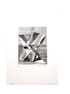 Etching Interior Prints