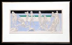 Le Mort de Daphnis for Les Bucoliques