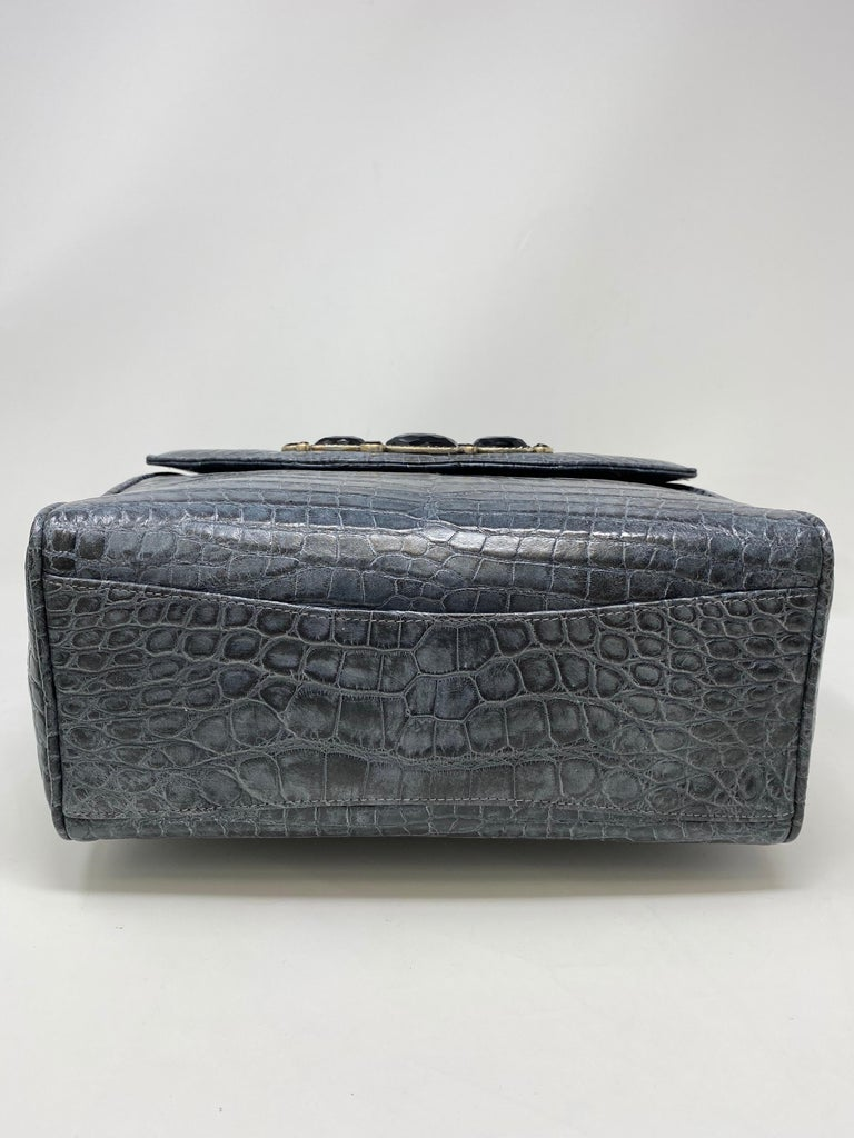 Jada Loveless Crocodile Bag For Sale 5