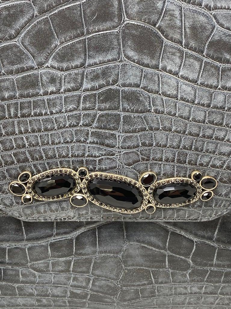 Women's or Men's Jada Loveless Crocodile Bag For Sale