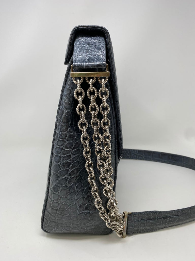 Jada Loveless Crocodile Bag For Sale 1