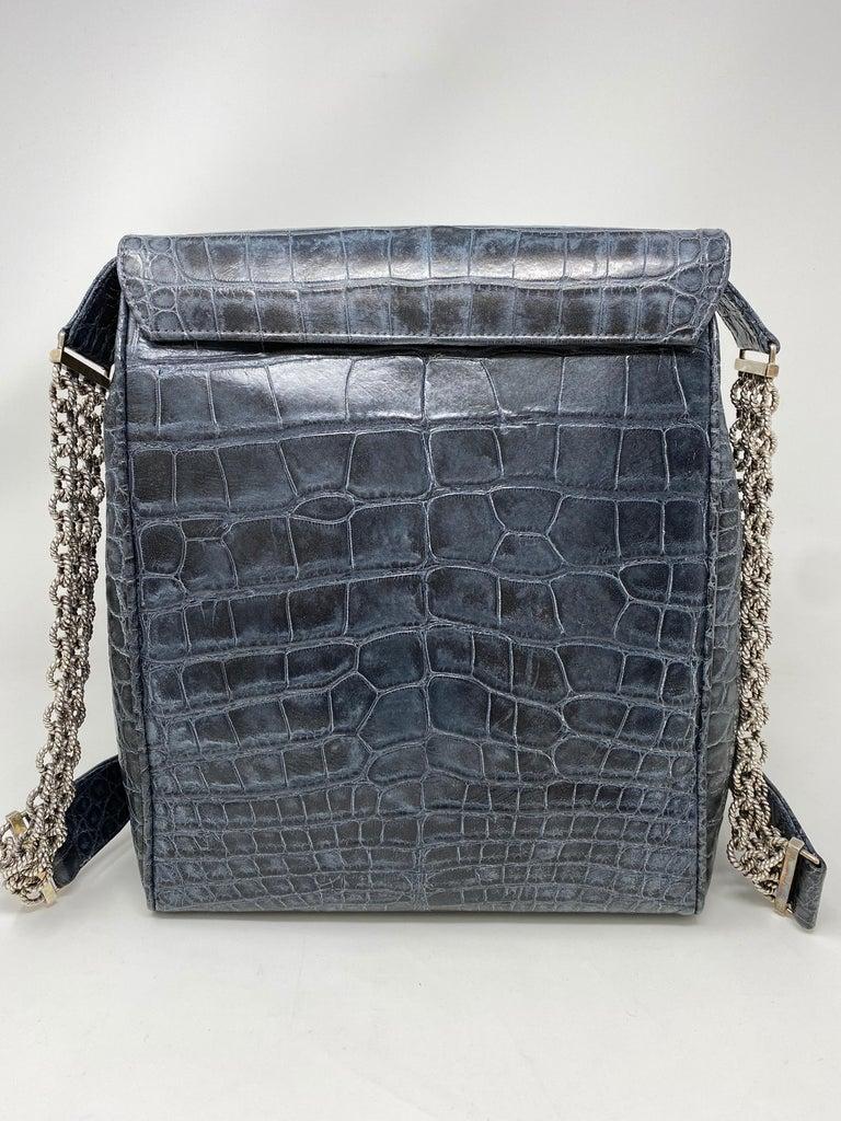 Jada Loveless Crocodile Bag For Sale 2