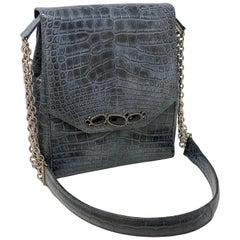 Jada Loveless Crocodile Bag