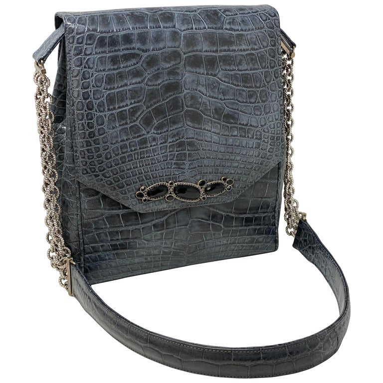 Jada Loveless Crocodile Bag For Sale