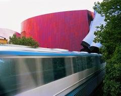 """Seattle 1962 World's Fair, """"Century 21 Exposition"""" Monorail"""