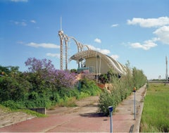 """Seville 1992 World's Fair """"The Age of Discovery"""" Environmental Pavillion"""