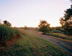 South Mound at Sundown