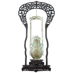 Jade Hanging Vase