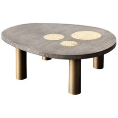 Jade Oak Coffee Table by Chiara Provasi
