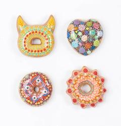 Ceramic Donuts VII