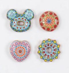 Ceramic Donuts VIII