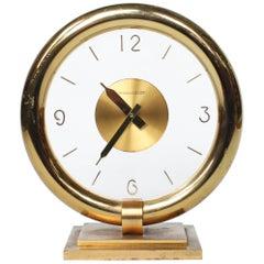 Jaeger Le Coultre Art Deco Desk Clock