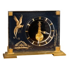 Jaeger-LeCoultre Mystery Mantel Clock