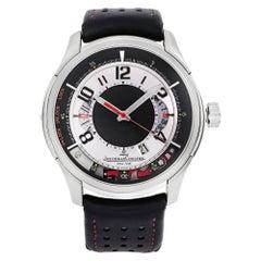 Jaeger LeCoultre Amvox2 Titanium Chronograph Automatic Men's Watch Q192T440