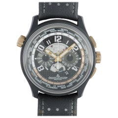 Jaeger-LeCoultre AMVOX5 World Chronograph Limited Edition Watch Q193L471