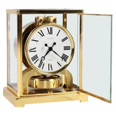Jaeger-LeCoultre Atmos Clock, Cal. 526 Classic, Midcentury, 1967