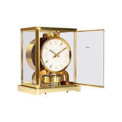 Jaeger LeCoultre, Atmos Clock from 1960, Mid Century, Top Condition, Cal. 526-5