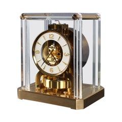 Jaeger-LeCoultre Atmos Clock, Plexi, circa 1956