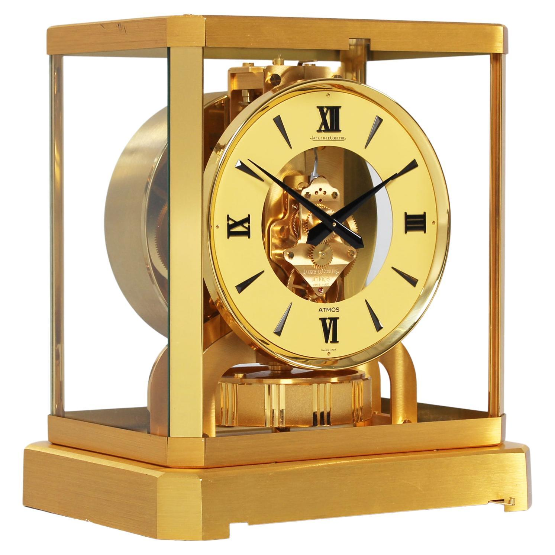 Jaeger LeCoultre, Atmos Clock, Ref. 5909, Built in 1977