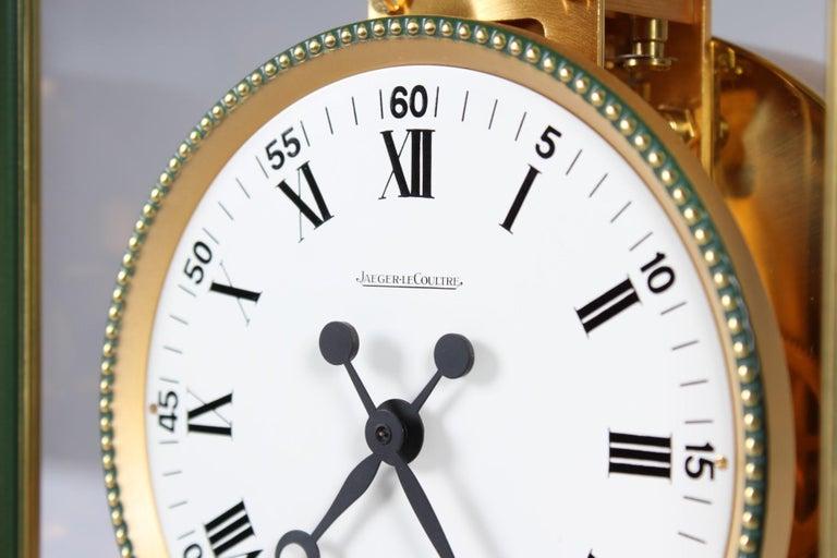 Jaeger-LeCoultre Atmos Clock, Vendome, circa 1979 For Sale 3