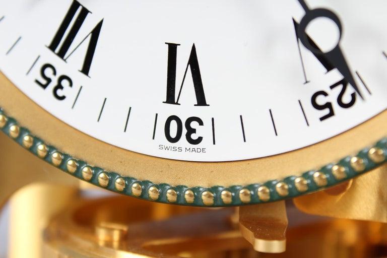 Jaeger-LeCoultre Atmos Clock, Vendome, circa 1979 For Sale 5