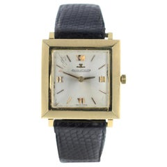 Jaeger LeCoultre Classic, Missing, Millimeters Silver Dial, Certified