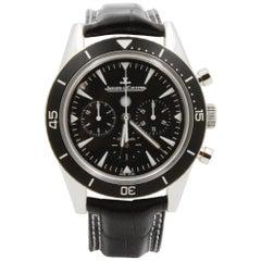 Jaeger-LeCoultre Deepsea Chronograph Black Dial 135.8.C8