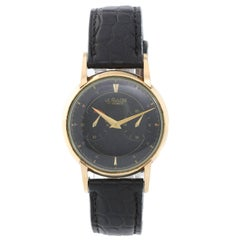 Jaeger-LeCoultre Yellow Gold Futurematic Automatic Wristwatch