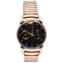 Jaeger-LeCoultre Gold Filled Futurematic Watch