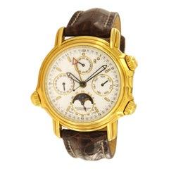 Jaeger-LeCoultre Grand Reveil Perpetual Calendar Watch 180.1.99