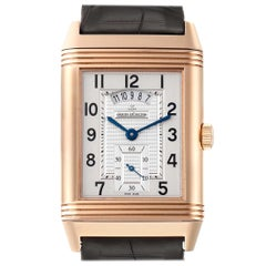 Jaeger-LeCoultre Grande Reverso Duodate Rose Gold Watch 273.2.85 Q3742521