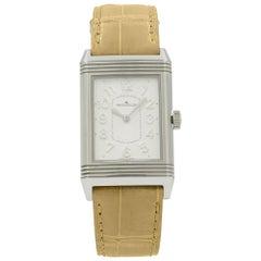 Jaeger LeCoultre Grande Reverso Ultra Thin Steel Ladies Watch Q3208420