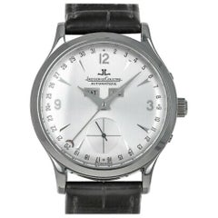 Jaeger LeCoultre Master 174.2.C1, Case, Certified and Warranty
