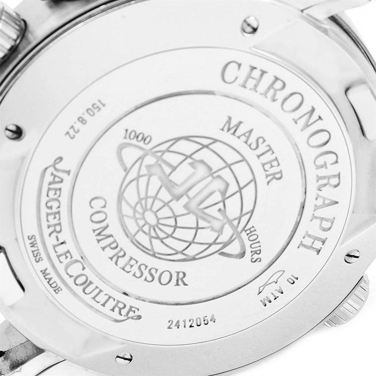 Jaeger Lecoultre Master Compressor Extreme Men's World 150.8.22 Q1768470 For Sale 1