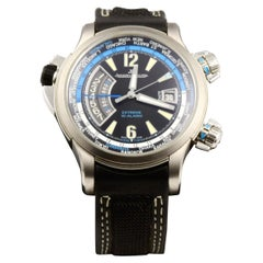 Jaeger-LeCoultre Master Compressor Extreme Tides of Time Titanium Watch