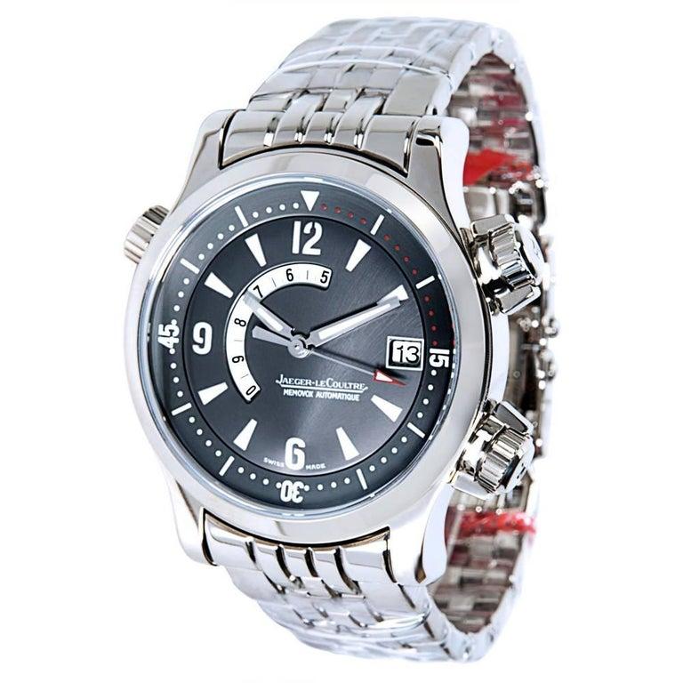 Jaeger-LeCoultre Master Compressor Q170314 Men's Watch in 18 Karat White  Gold