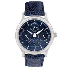 Jaeger-LeCoultre Master Control 140.6.80, Charcoal Dial