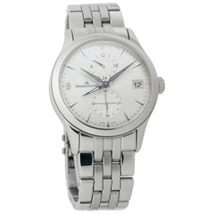 Jaeger-LeCoultre Master Control 162.81.30, Silver Dial, Certified