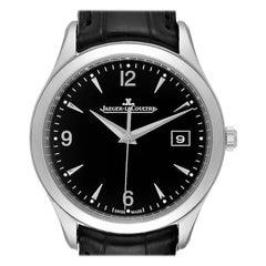 Jaeger-LeCoultre Master Control Black Dial Men's Watch 176.8.40.S Q1548470